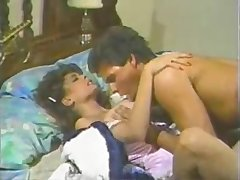 Christy Canyon & Peter North Respecting Classic Roger Scene