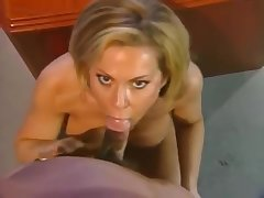 Hairy Puss Vintage Blonde Fucked