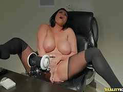 Hot Romi Rain is ready be worthwhile for hardcore sex forwards of the camera