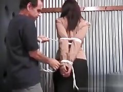 Hot sexy tasteless MILF tenebrous babe gets