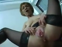 Dirty Grandma Fucking Be worthwhile for A Creampie